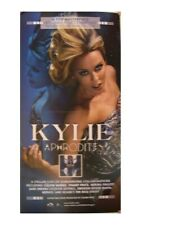 Kylie Minogue Poster 2 Sided