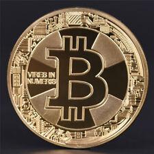 Bitcoin Coin Münze Mining Miner Medaille Sammelmünze RAR