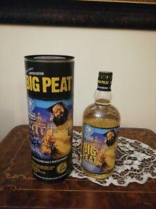 Whisky single malt big peat