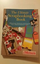 Ultimate Scrapbooking Book,Michaels,Tools,Techn iques,Cutout Patterns
