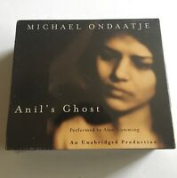 Anil's Ghost by Michael Ondaatje (2000, Audio, CD- Unabridged, Audiobook) - NEW