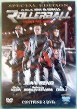 ROLLERBALL ENTRA NEL GIOCO - DVD SIGILLATO SPECIAL EDITION N.01217