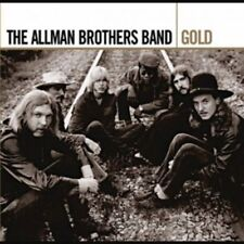 THE ALLMAN BROTHERS BAND - GOLD - 2CDS [CD]