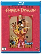 Enter the Dragon (1973) Bruce Lee Blu-Ray BRAND NEW Free Shipping