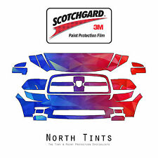 Dodge Ram 2009-2012 PreCut 3M Scotchgard Paint Protection Clear Bra Kit