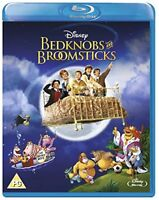 Bedknobs and Broomsticks BD [Blu-ray] [Region Free] [DVD][Region 2]