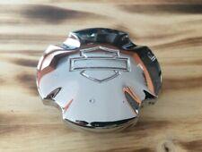 Genuine Harley Davidson Chrome Bar & Shield Gas Cap - Multi Fit