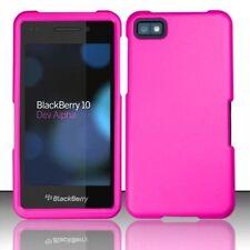 Étuis, housses et coques roses BlackBerry Z10 pour téléphone mobile et assistant personnel (PDA) Blackberry