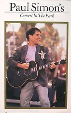 Paul Simon 1991 Concert In The Park Promo Poster