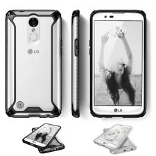For LG K20 Plus Case Poetic Slim Fit Protective Bumper TPU Cover【Affinity】2Color