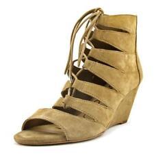 Sandalias y chanclas de mujer Sam Edelman de tacón medio (2,5-7,5 cm) de ante