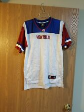 Montreal Alouettes CFL Reebok Jersey Youth XL/Adult S