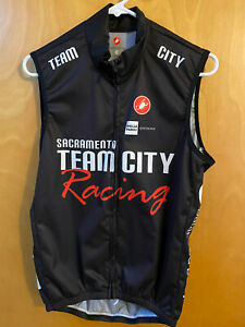 Castelli Team City Racing Wind Vest Men M
