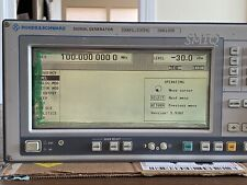 Rohde And Schwarz Signal Generator Smiq03b With Opt Smqib191085299702 Parts