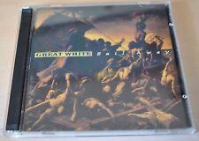 Great White - Sail Away + Anaheim Live 2 CD 1994 BMG Canada Club Edition