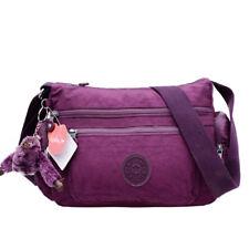 Women Waterproof Nylon Handbag Messenger Bag Satchel Tote Purse Bag