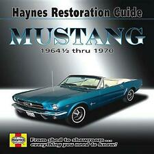 Mustang Restoration Guide by Haynes Publishing (Paperback, 2012)