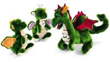 Steiff 17Cm Raudi Dragon Boy (Green)