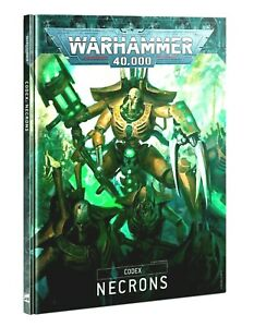 >> Necrons CODEX 9th Edition Hardcover Warhammer 40K NIB!