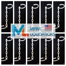 Lot 10x Closet Space Saver Magic Hangers Clothes Organizer Hard Plastic Hook USA