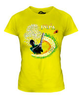 INDIA CRICKETER LADIES T-SHIRT TEE TOP GIFT CRICKET WORLD CUP