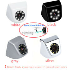 170° HD Car Rear Front View Backup Reverse Color Camera Night Vision Waterproof