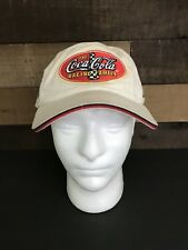2003 COCA COLA NASCAR RACING #99 KYLE PETTY ADJUSTABLE STRAP HAT CAP