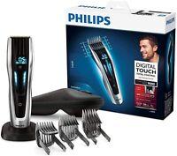 Philips HC9450/20 Cortapelos con Cuchillas de Titanio 3 peines-guía Motorizado
