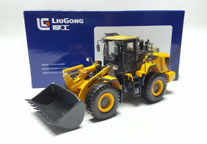 Diecast Toy Model 1:35 Liugong 856H Wheel Loader Construction Vehicles Collect