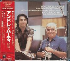 HAYDN TRUMPET CONCERTO CD rare JAPAN PRES new CC33-3293 andré muti