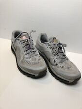 Nike Air Max 2014 Wolf Gray Black 621077-020 Men's Running Shoes Sz 12