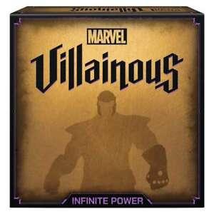 Ravensburger Marvel Villainous: Infinite Power Strategy Board Game - New 2020