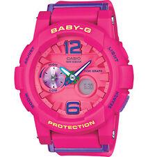 Casio Women's Baby G G-Glide Ana-Digital Pink Watch BGA180-4B3