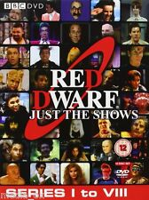 Red Dwarf: Just The Shows - The Complete BBC Series Box Set Collection | DVD