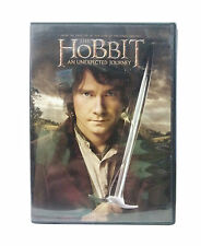 The Hobbit - An Unexpected Journey (DVD, 2013) new and sealed freepost