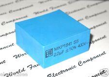 1pcs-Roederstein(ERO) MKP1841 2.2uF (2.2µF 2,2uF) 400V 10% p:37.5mm Capacitor