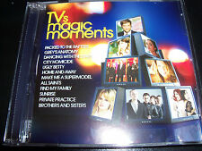 TV's Magic Moments CD Feat The Fray Snow Patrol KT Tunstall Duffy Amy Paerson