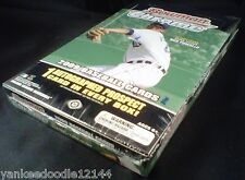 2009 BOWMAN CHROME Baseball HOBBY BOX - FACTORY SEALED 1 Auto Per Box FREE SHIP!