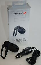 GENUINE TomTom EASYPORT MOUNT KIT w/USB Car Charger GO 720 730 920 930 suction
