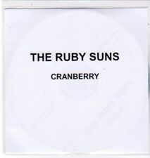 (BS880) The Ruby Suns, Cranberry - DJ CD