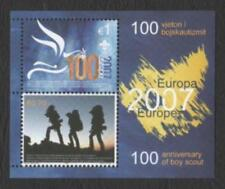2007 Europa CEPT - Kosovo UNMIK - souvenir sheet