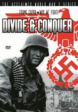 Frank Capra - Why We Fight - Divide And Conquer DVD