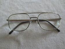 Jaeger gunmetal titanium glasses frames. MOD.304.