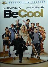 Elmore Leonard's BE COOL (2005) John Travolta Uma Thurman Harvey Keitel SEALED