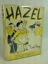 Ted Key HAZEL, Dutton, 1946 ~ 1st Edition Comic Cartoons Saturday Evening Post