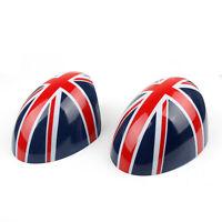 2x Union Jack WING Couverture de rétroviseur Pour MINI Cooper R56 R57 Mirror AF