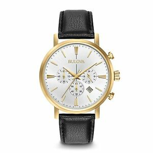 Bulova 97B155 Men's Classic Chronograph Wristwatch
