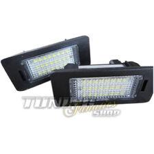 2x LED SMD Kennzeichenbeleuchtung Kennzeichen Leuchten CANBUS SET #2 TÜV-FREI !