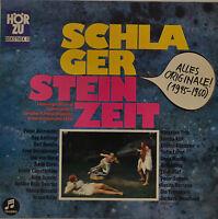 """SCHLAGER STEINZEIT 1945-1960     12""""  LP (S922)"""