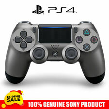 PLAYSTATION 4 Controller V2 Wireless PS4 Gamepad STEEL BLACK Limited EDITION